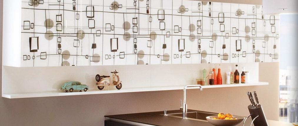 design moderne de cuisines chez Couleurs Cuisines Brest